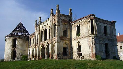 Bánffy-kastély Bonchida