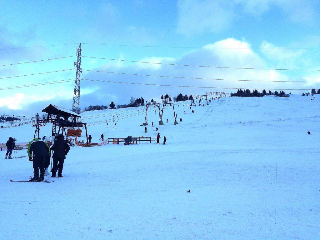 Pârtie de schi Ghimeș