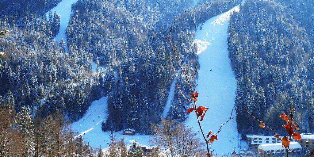 Pârtie de schi Azuga