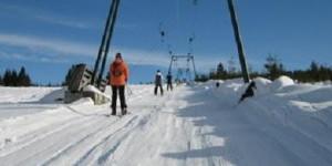Bucin - Havas Bucsin sípálya
