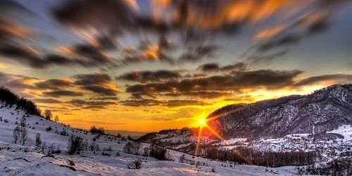 Pârtie de schi Cavnic