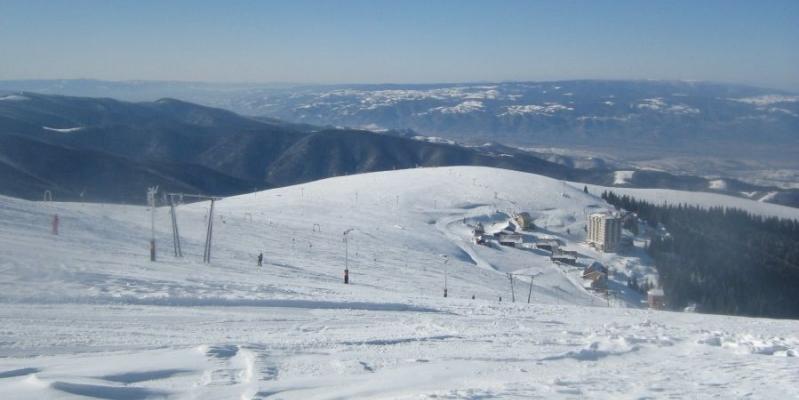 Pârtie de schi Muntele Mic