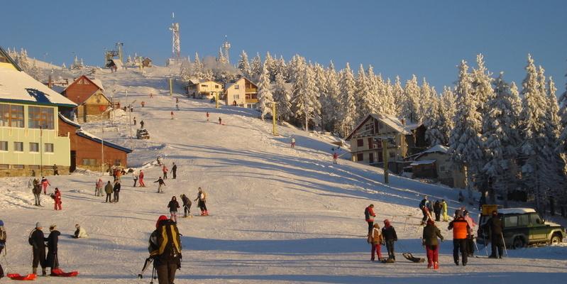 Pârtie de schi Petroșani