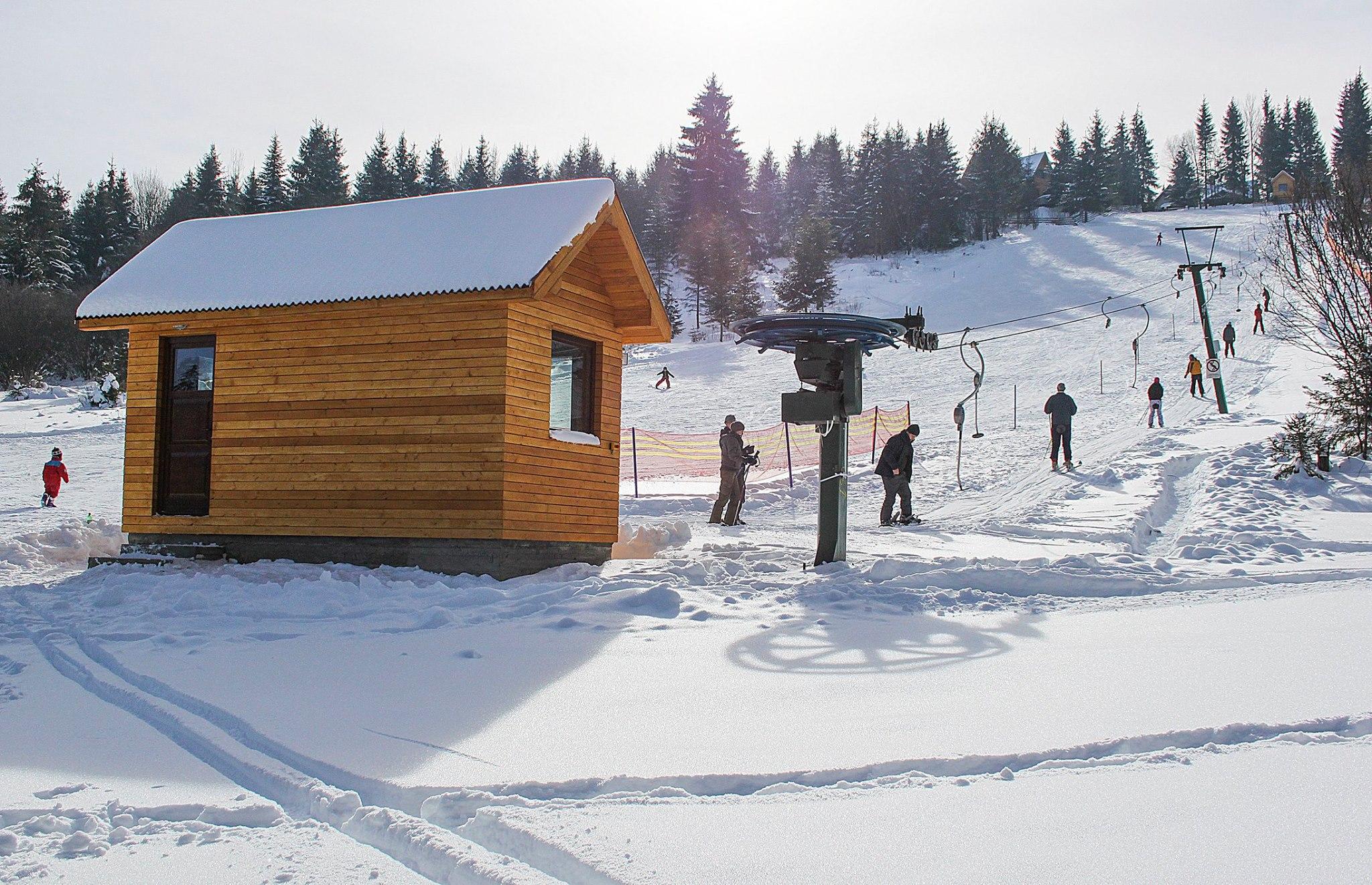 Pârtia de schi Piricske