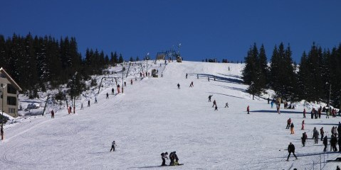 Pârtie de schi Rânca