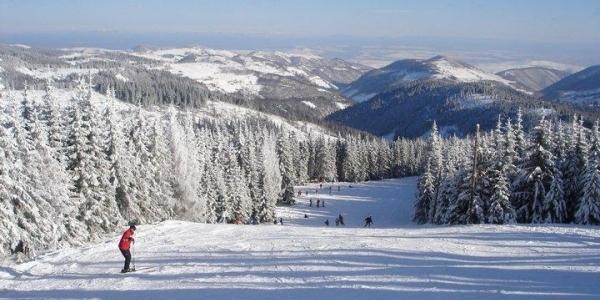 Pârtie de schi Toplița