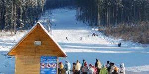 Pârtie de schi Băile Tușnad