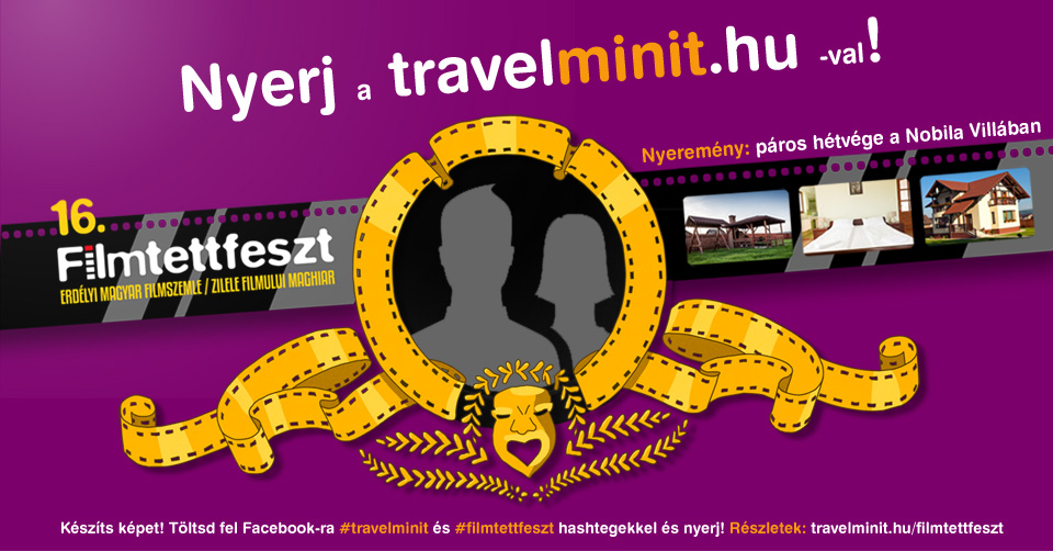 Filmtettfeszt és Travelminit Nyereményjáték