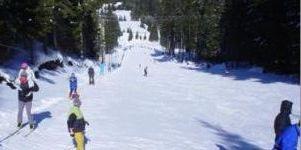 Pârtie de schi Băile Homorod