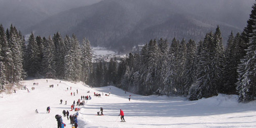 Pârtie de schi Bușteni