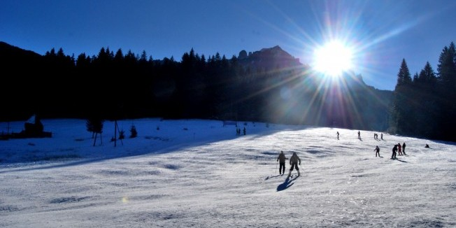 Pârtie de schi Durău