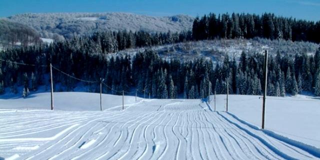 Pârtie de schi Izvoare Maramureș