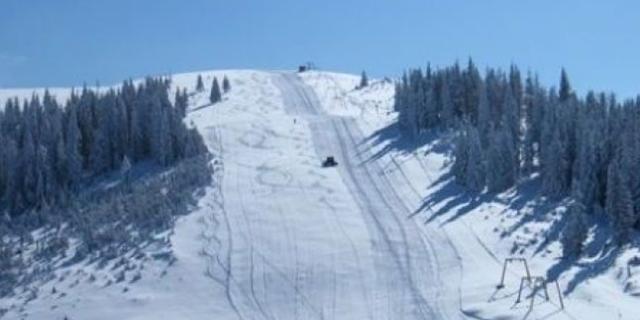 Pârtie de schi Piatra Fântânele