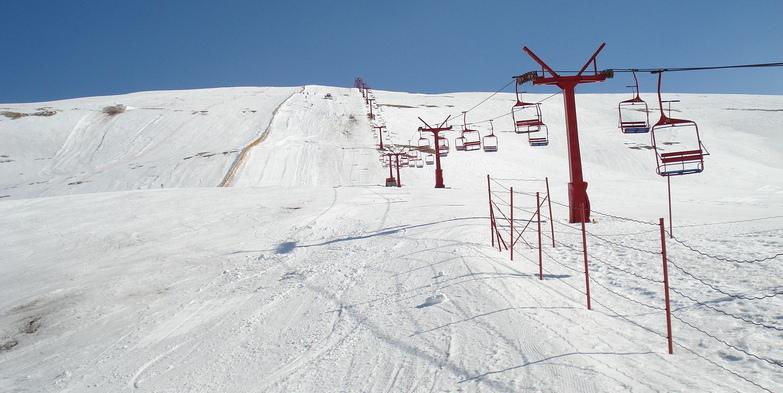 Pârtie de schi Sinaia