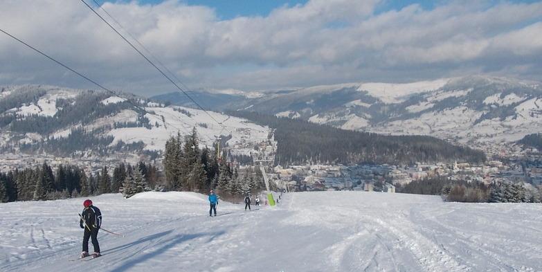 Pârtie de schi Vatra Dornei