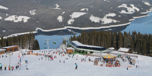Pârtie de schi Vidra-Voineasa